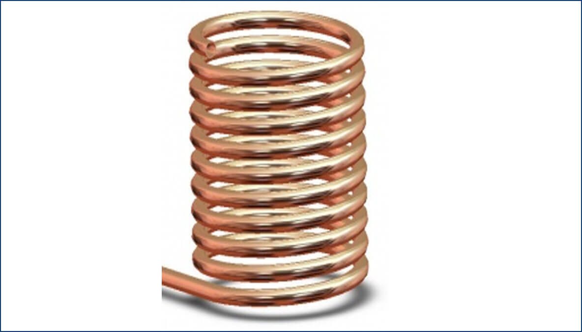 electro plating products duplex helical coils