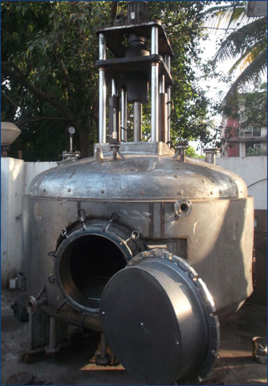 inconel alloy auoclave reactor