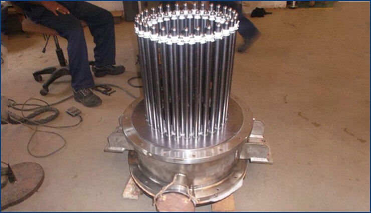Alloy 20 Heat Exchanger