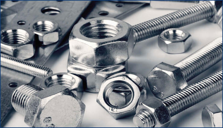 miscellaneous products exotic metal fasteners