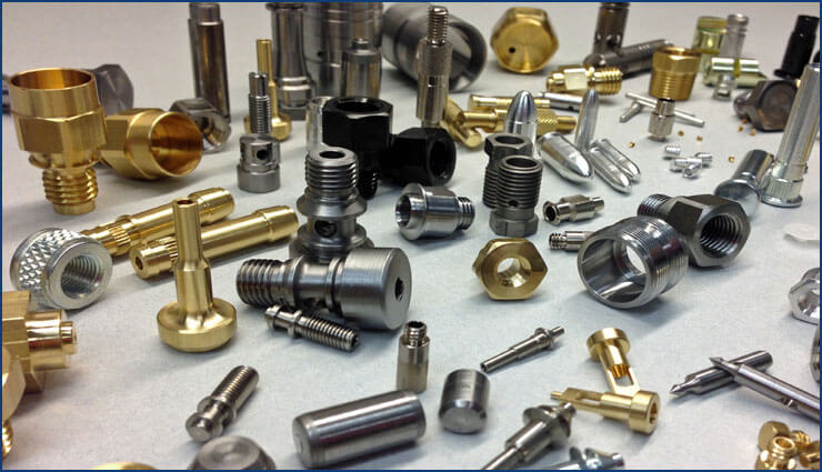 Special Metals Machined Components