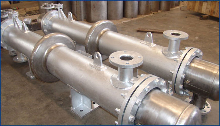 Super Duplex 2507 Heat Exchanger