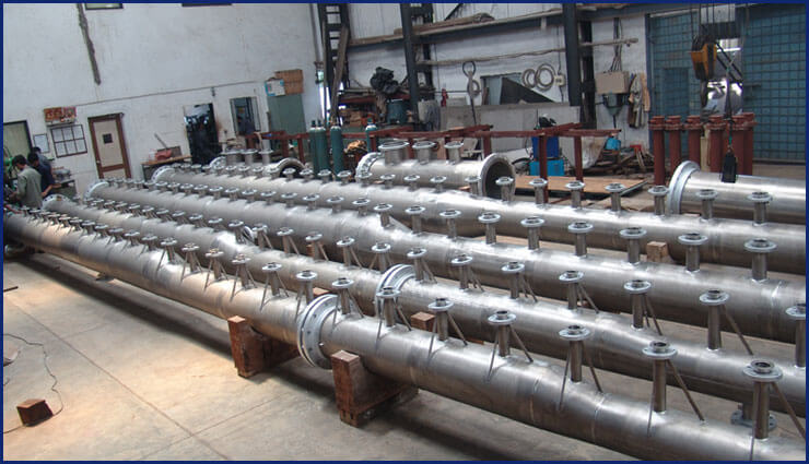 Titanium Pipes & Pipe Fitting