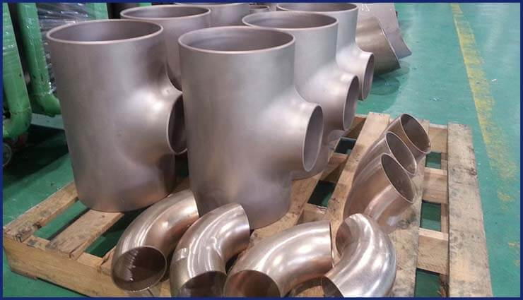 Zirconium Pipes & Pipe Fitting