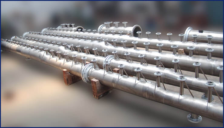 Titanium Alloy Pipe Tube Fittings